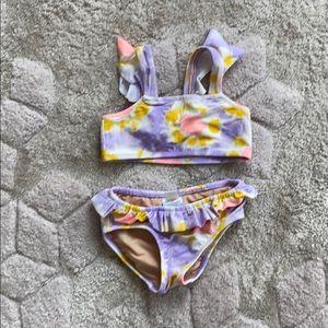 Jcrew girls bikini